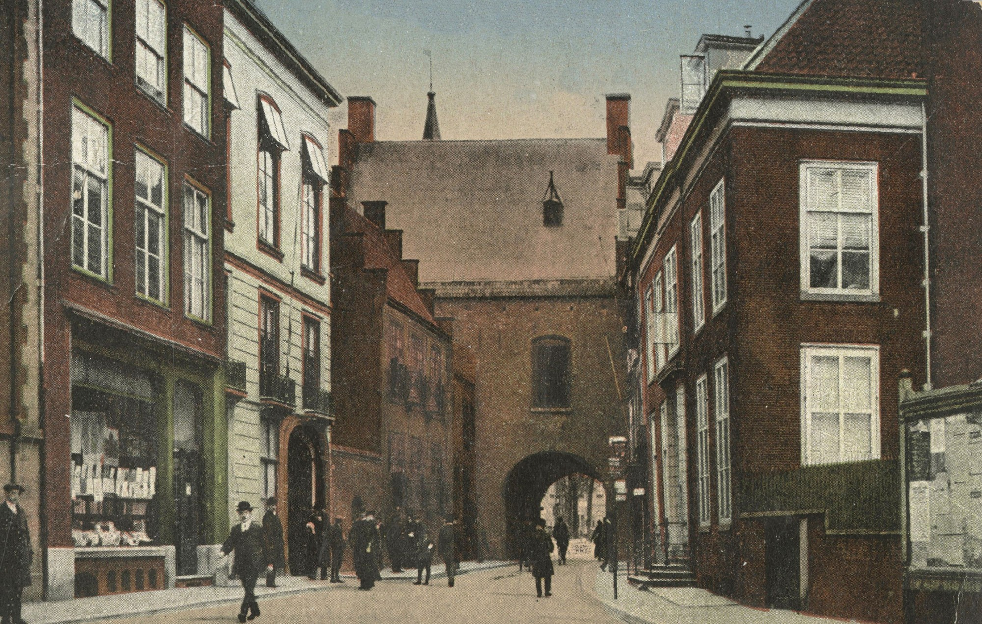 Groeten uit Den Haag - Honderd jaar veranderingen in de stad