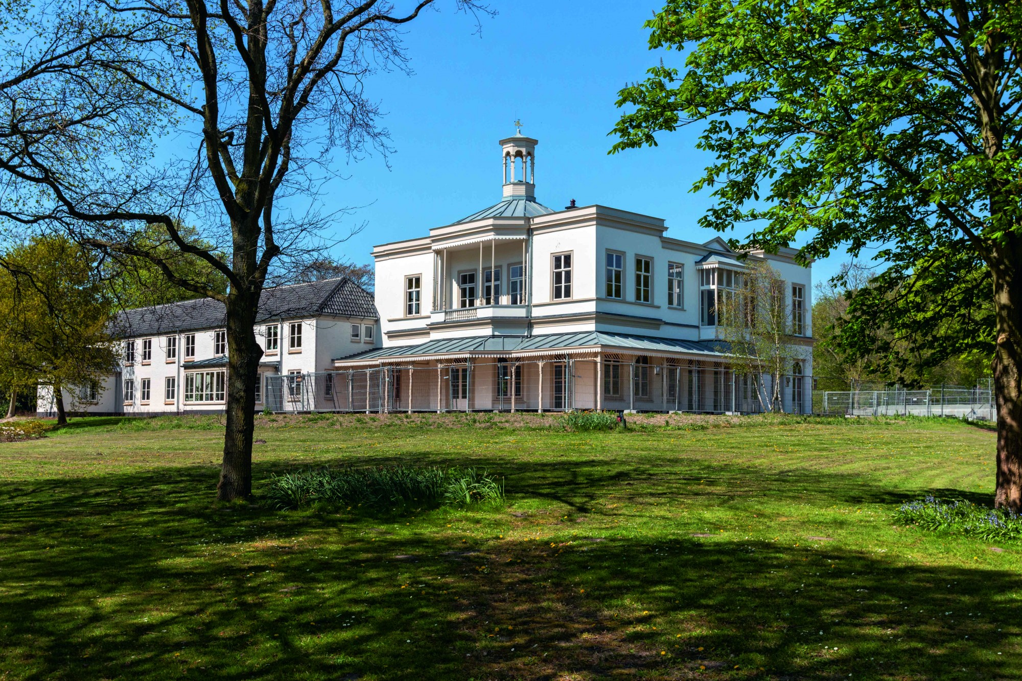 Een kleyn paleis – Villa Ockenburgh