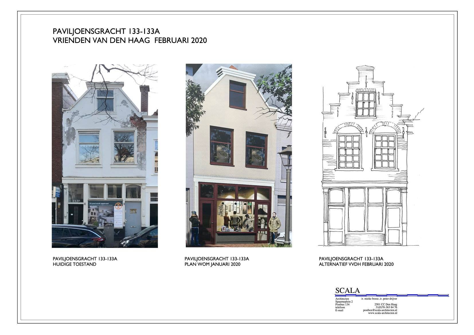 Renovatie pand Paviljoensgracht vraagt actieve bemoeienis Monumentenzorg
