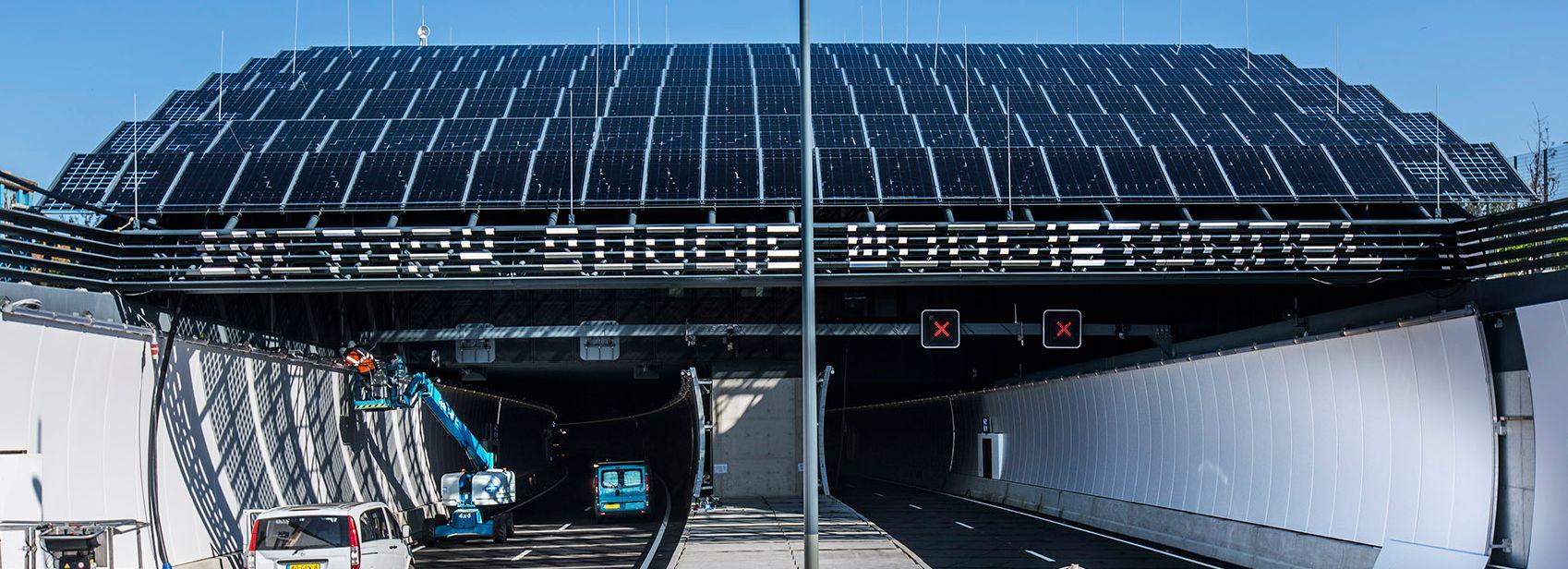 Stand van zaken Rotterdamsebaan – december 2020