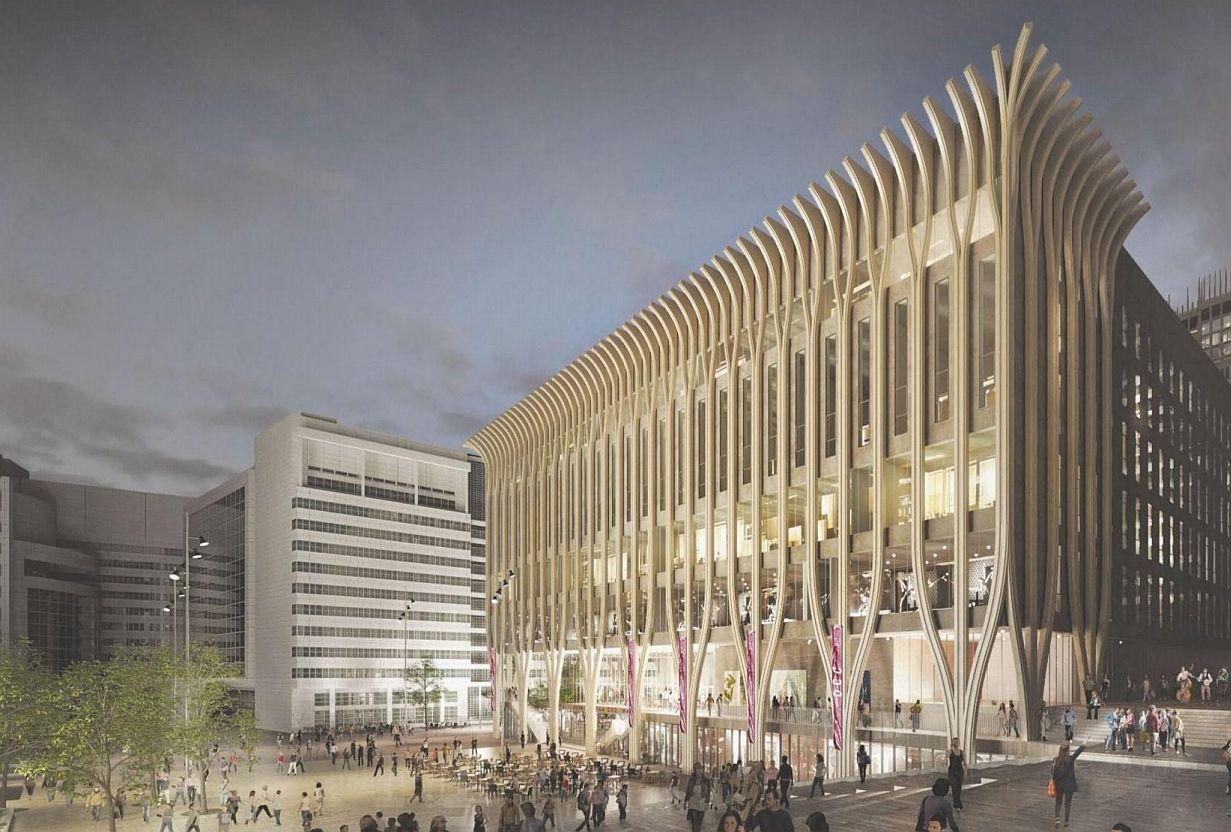 Vrienden van Den Haag reageert op de laatste ontwikkelingen rondom het Onderwijs-en Cultuur Centrum