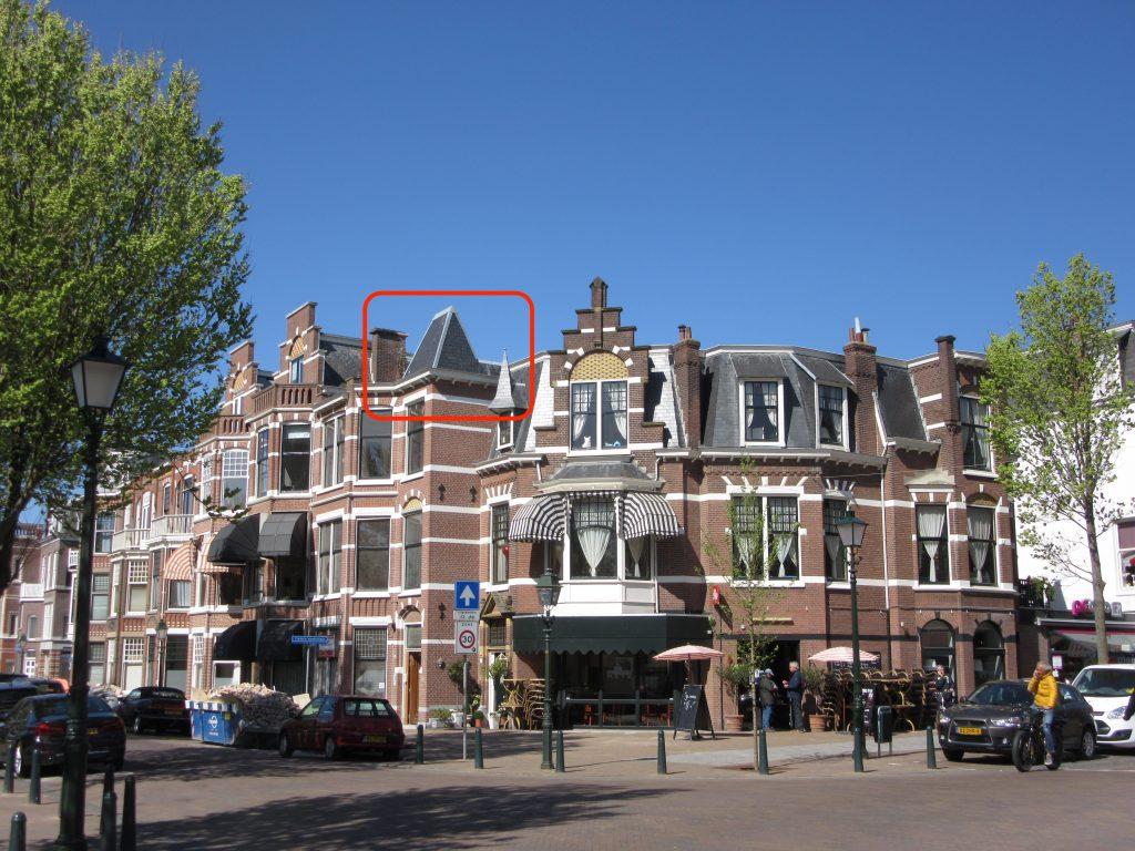 Torentje op Frederik Hendrikplein gesloopt
