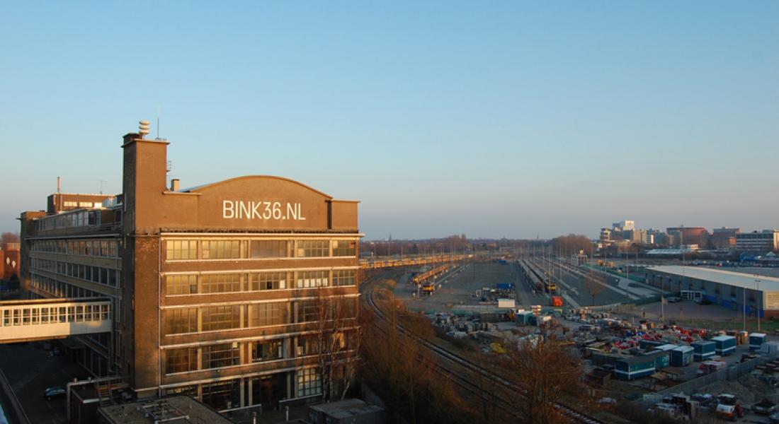 Omgevingsplan Binckhorst